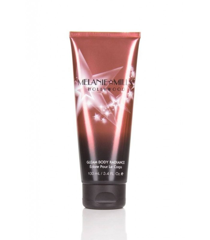 GLEAM Body Radiance DISCO GOLD 3.4 oz - 6g - 90ml - Melanie Mills Hollywood