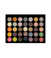 35 COLOUR METAL MADNESS EyeShadow Palette CROWNBRUSH CROWNBRUSH -  29