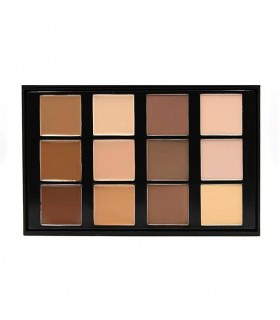 PRO CONCEAL and CONTOUR Collection - Palette Concealer et Contour - CROWNBRUSH CROWNBRUSH -  34.9