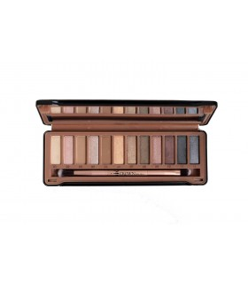 UNDER EXPOSED EYESHADOW Palette - Palette fards à paupières CROWNBRUSH CROWNBRUSH -  28