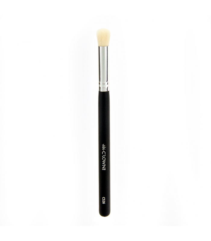 "C526 PRO DOME CREASE BRUSH - PINCEAU SPECIAL "" CREASE "" CROWNBRUSH CROWNBRUSH -  9.588"