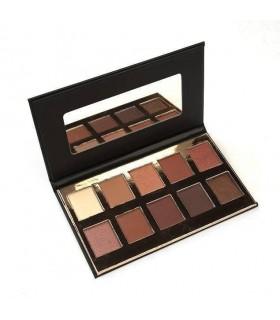 35 COLOUR METAL MADNESS EyeShadow Palette - Palette fards à paupières CROWNBRUSH