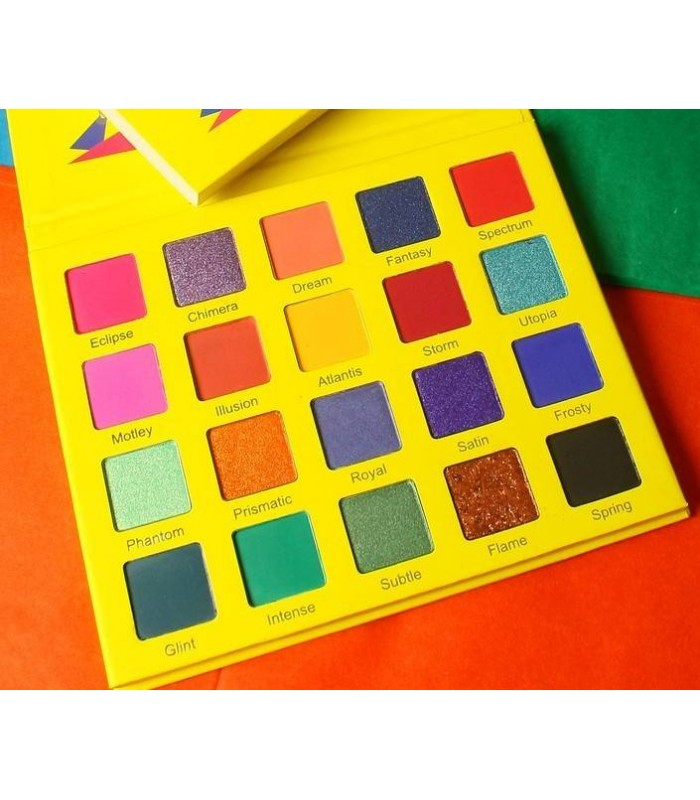 RAINBOW Splash Palette - 20 fards à paupières OPV BEAUTY OPV BEAUTY -  32.49