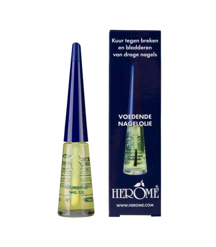 Huile Nourrissante pour Ongles 10ML - HEROME
