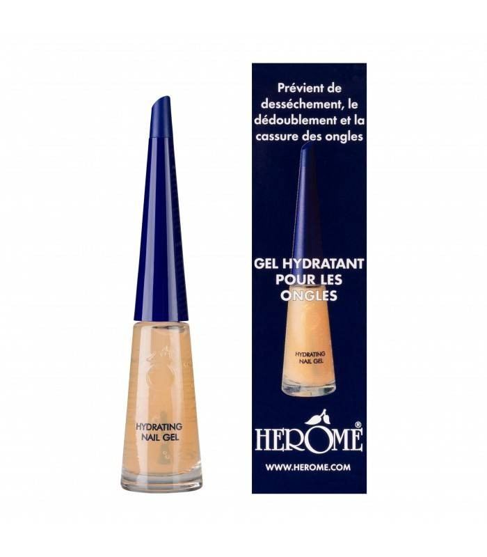 Gel Hydratant pour Ongles 10ML - HEROME
