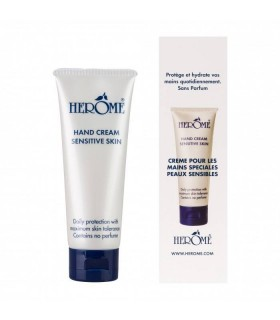 Hand cream Sensitive Skin 75ML - HEROME