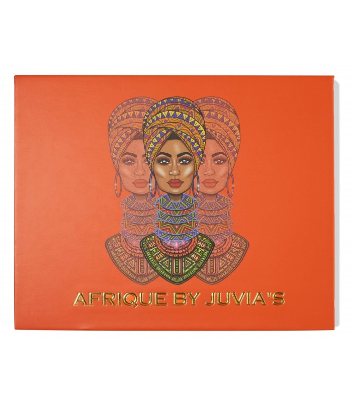 Afrique Eyeshadow Palette - By JUVIAS PLACE JUVIAS PLACE -  26.9
