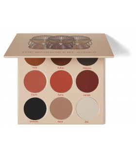 The Warrior II Eyeshadow Palette - By JUVIAS PLACE sur ckarlysbeauty.com