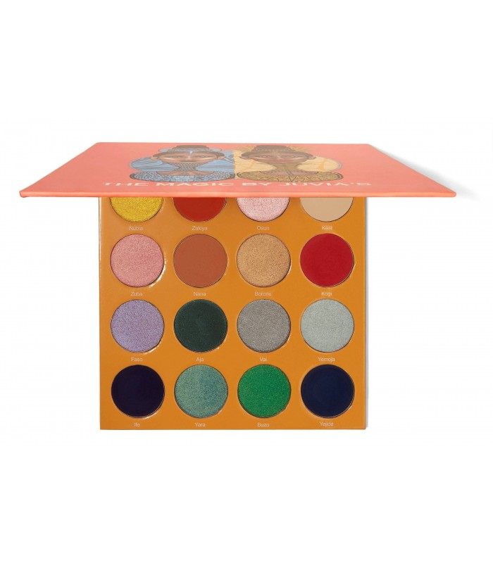 The Magic Palette Mini - By JUVIA'S PLACE JUVIAS PLACE -  32.9