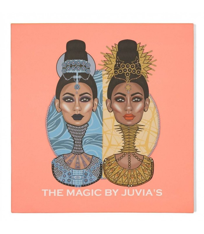 The Magic Mini Palette - By JUVIA'S PLACE JUVIAS PLACE -  32.9