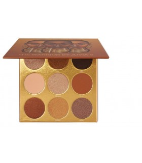 The Warrior Eyeshadow Palette - By JUVIAS PLACE