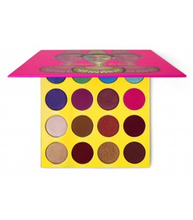 The MASQUERADE PALETTE BY JUVIA'S - PALETTE The MASQUEDARE de JUVIA'S