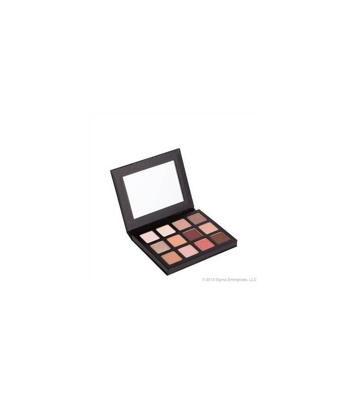 EYE SHADOW PALETTE - WARM NEUTRALS SIGMA BEAUTY