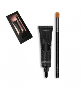 P.LOUISE BADDA BLACK BASE KIT - BASE NOIRE + PINCEAU APPLICATEUR PLOUISE -  33.9
