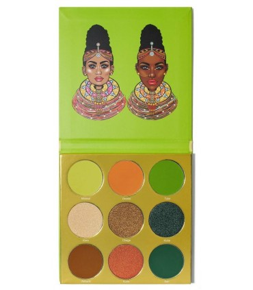 The TRIBE Eyeshadow Palette - By JUVIAS PLACE JUVIAS PLACE -  26.9