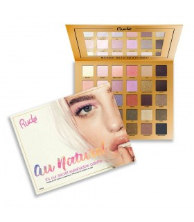 AU NATUREL -30 EYESHADOW PALETTE- RUDE COSMETICS RUDE COSMETICS -  24.49