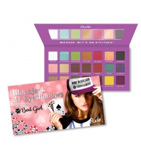 BLACKJACK 21 Eyeshadow - BAD GIRL- RUDE COSMETICS