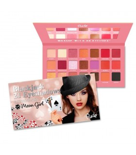 BLACKJACK 21 Eyeshadow - MEAN GIRL- RUDE COSMETICS