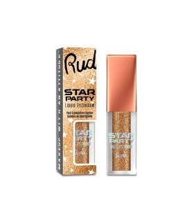 STAR PARTY LIQUID EYESHADOW - STELLAR - RUDE COSMETICS RUDE COSMETICS -  10.6