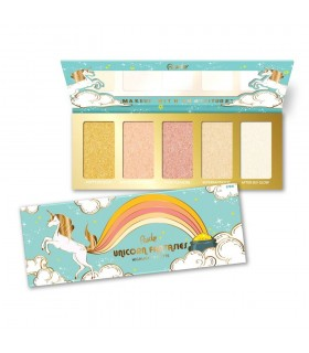 UNICORN FANTASIES - HUGHLIGHT PALETTE - RUDE COSMETICS RUDE COSMETICS -  18.9