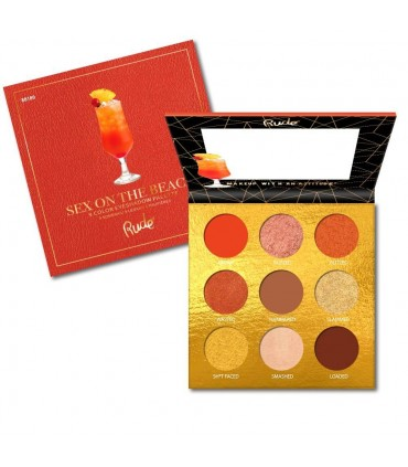COCKTAIL PARTY 9 EYESHADOW PALETTE - Sex On The Beach - RUDE COSMETICS