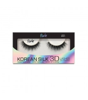 KOREAN SILK 3D LASHES - Erotic - RUDE COSMETICS RUDE COSMETICS -  11.9