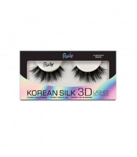 KOREAN SILK 3D LASHES - Exhibitionist - RUDE COSMETICS RUDE COSMETICS -  11.9
