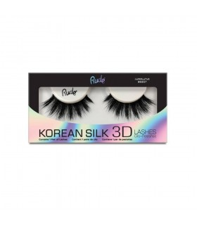 KOREAN SILK 3D LASHES - Superlative - RUDE COSMETICS