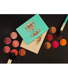 The Saharan Blush Palette PACK DUO Volume I + II  By JUVIA'S PLACE JUVIAS PLACE -  45.9