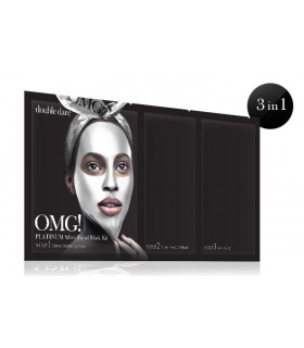 OMG! KIT MASQUE VISAGE PLATINUM SILVER