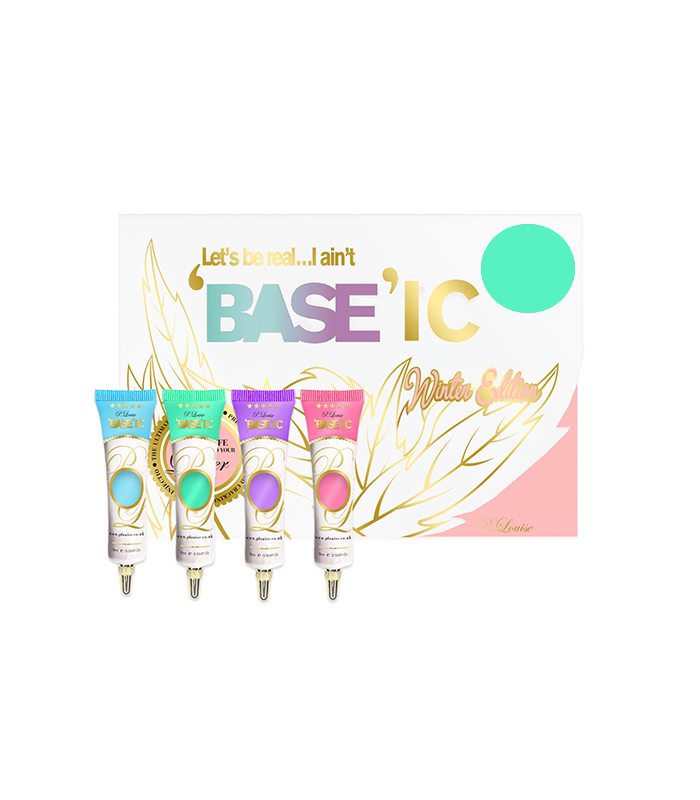 P.LOUISE BASEIC WINTER EDITION 15ML - HINT OF MINT PLOUISE -  16.95
