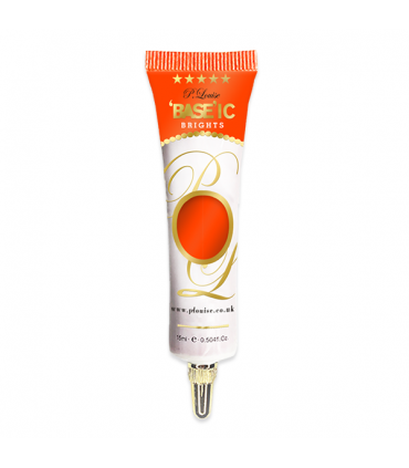 P.LOUISE BASEIC BRIGHTS 15ML - OTT ORANGE PLOUISE -  16.95