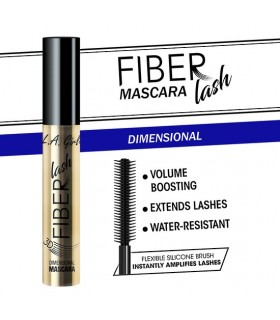 FIBER LASH MASCARA 8ml L.A GIRL COSMETICS LA GIRL -  8.4