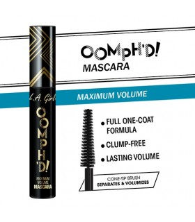 OOMPH'D MASCARA 8ml L.A GIRL COSMETICS LA GIRL -  8.4