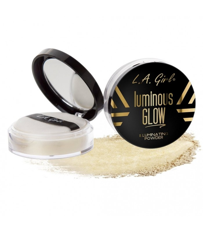 LUMINOUS GLOW ILLUMINATING POWDER 24K 5g L.A GIRL LA GIRL -  10.9