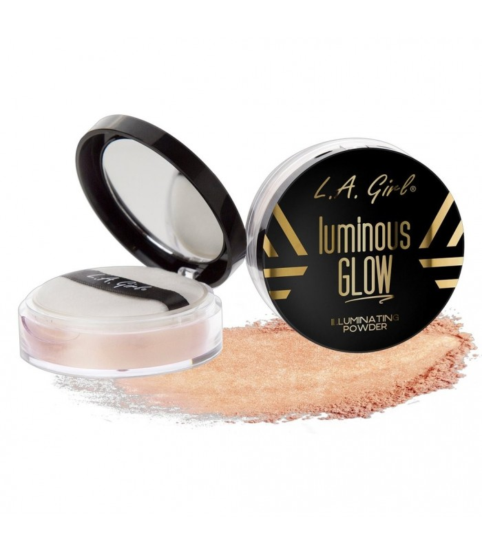 LUMINOUS GLOW ILLUMINATING POWDER SUNKISSED 5g L.A GIRL LA GIRL -  10.9