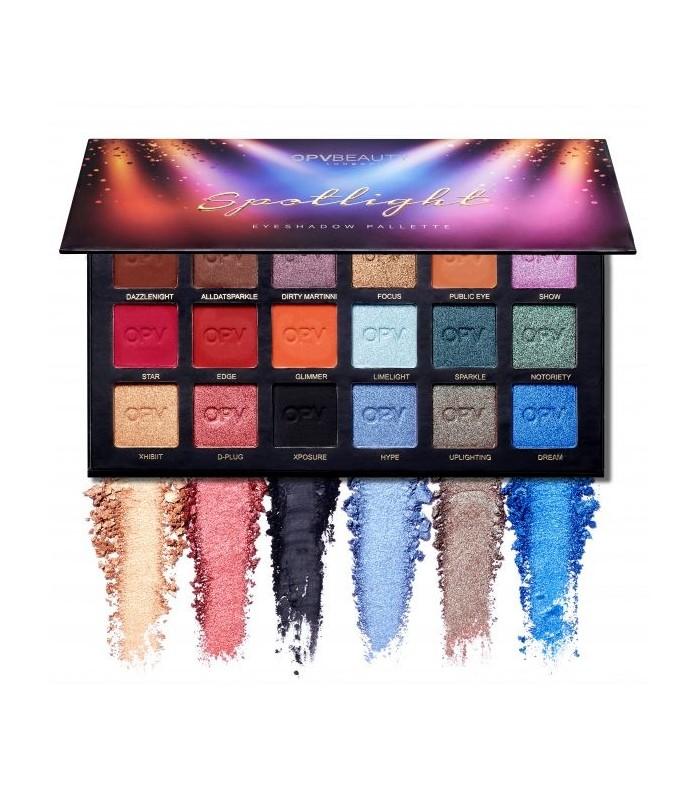 SPOTLIGHT Palette - 18 Eyeshadows Palette OPV BEAUTY OPV BEAUTY -  32.49