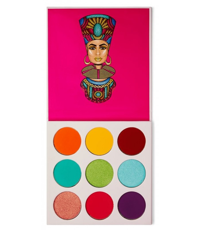 The ZULU Eyeshadow Palette By JUVIA'S PLACE JUVIAS PLACE -  26.9