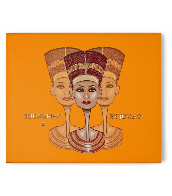 THE NUBIAN 2 EYESHADOWS PALETTE BY JUVIA'S PLACE JUVIAS PLACE -  34.9