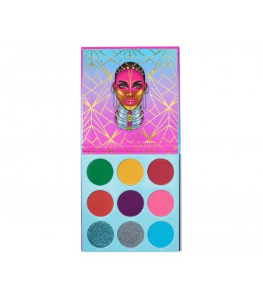 WARRIOR 3 Eyeshadow Palette - By JUVIAS PLACE JUVIAS PLACE -  26.9