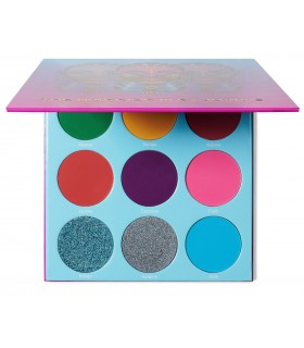 WARRIOR 3 Eyeshadow Palette - By JUVIAS PLACE