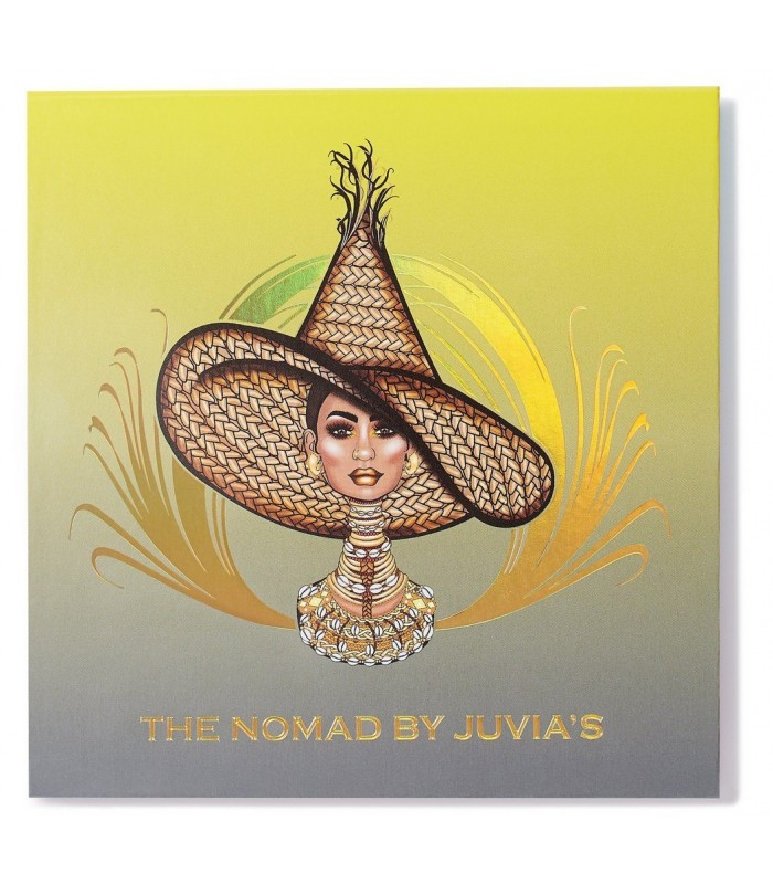 THE NOMAD Eyeshadow Palette - By JUVIAS PLACE JUVIAS PLACE -  20.9