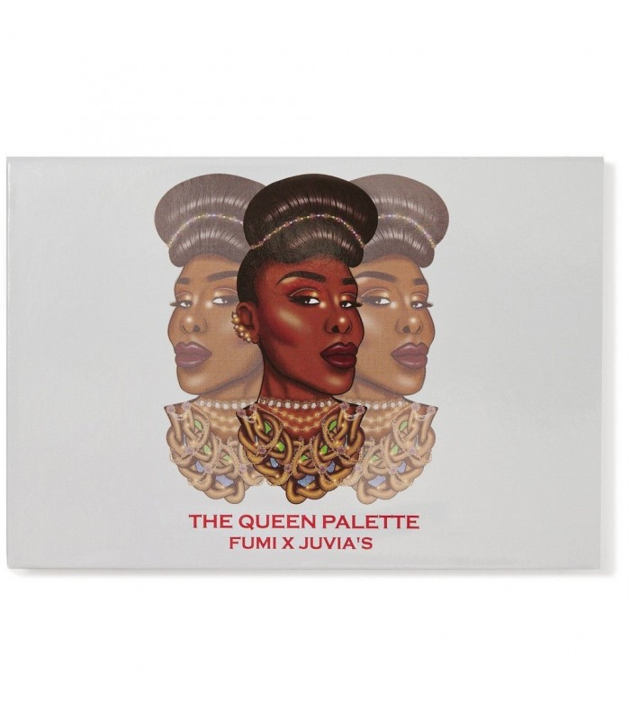 THE QUEEN FUMI Eyeshadow Palette By JUVIAS PLACE JUVIAS PLACE -  20.9