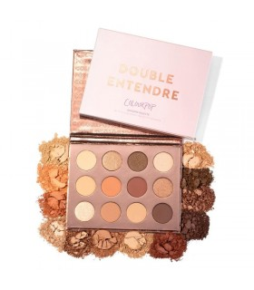 DOUBLE ENTENDRE EYESHADOW PALETTE - COLOURPOP ColourPOP -  23.9