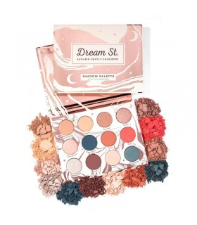 DREAM ST KATHLEEN LIGHTS EYESHADOW PALETTE - COLOURPOP ColourPOP -  23.9