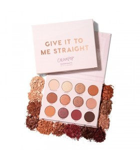 GIVE IT TO ME STRAIGHT EYESHADOW PALETTE - COLOURPOP ColourPOP -  23.9