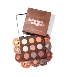 BROWN SUGAR EYESHADOW PALETTE - COLOURPOP ColourPOP -  19.9