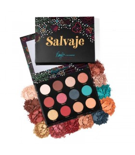 SALVAJE EYESHADOW PALETTE - COLOURPOP ColourPOP -  26.9