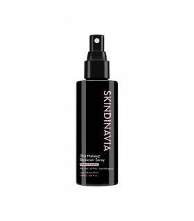 THE MAKEUP REMOVER SPRAY With VITAMINE E - 118ML SKINDINAVIA SKINDINAVIA -  33.95