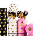 Pinceaux BH 11 pc Pink-A-Dot Brush Set BH COSMETICS CKARLYSBEAUTY.COM Pinceaux BH Cosmetics en France